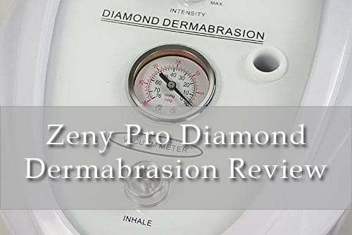 Zeny Pro Diamond Dermabrasion Review Image