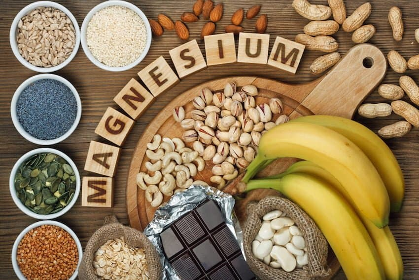 food high in magnesium