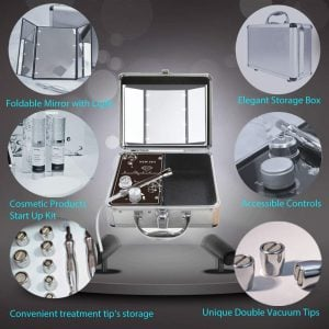 New Spa home diamond microdermabrasion portable machine and Its benefits