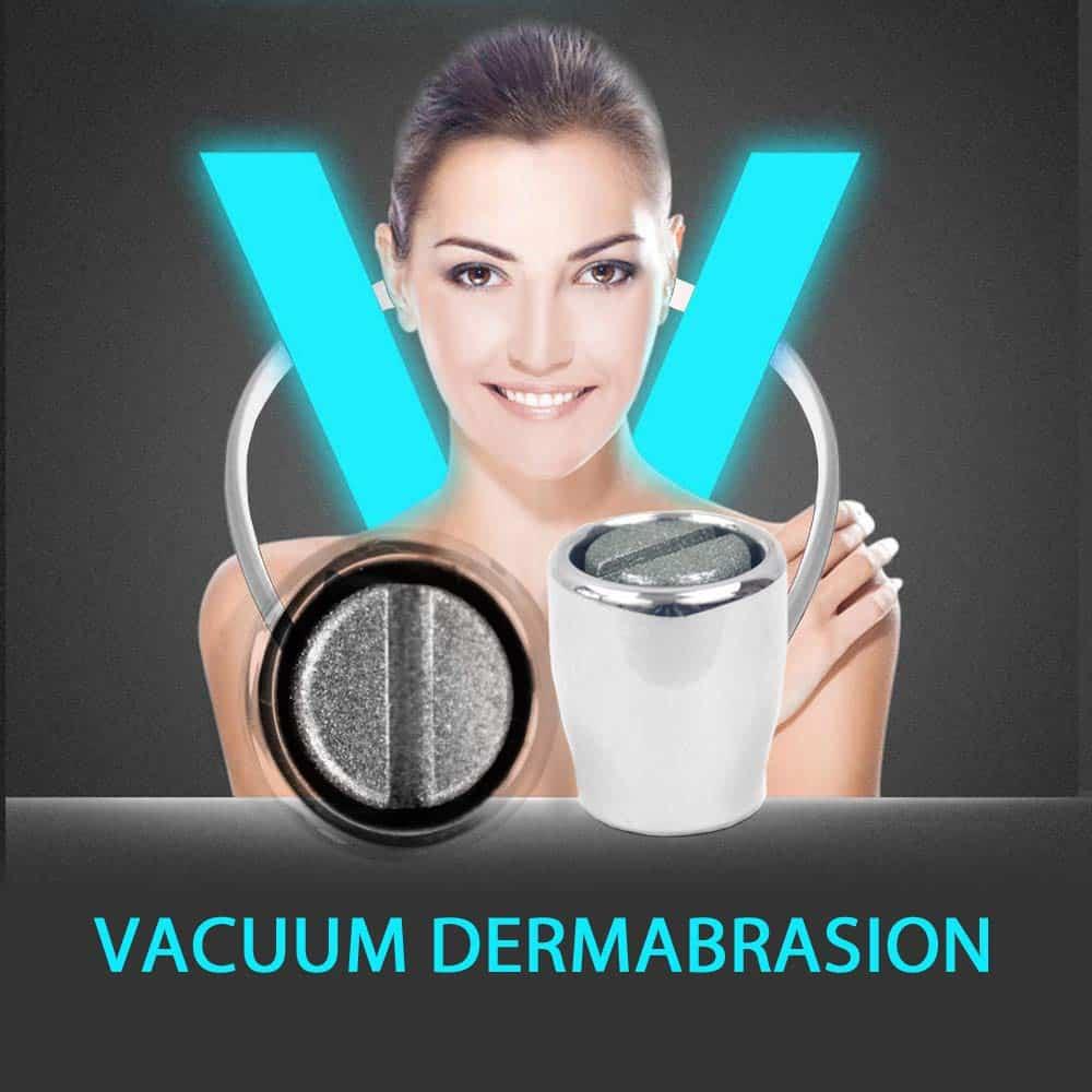 Professional microdermabrasion - Vacuum Power