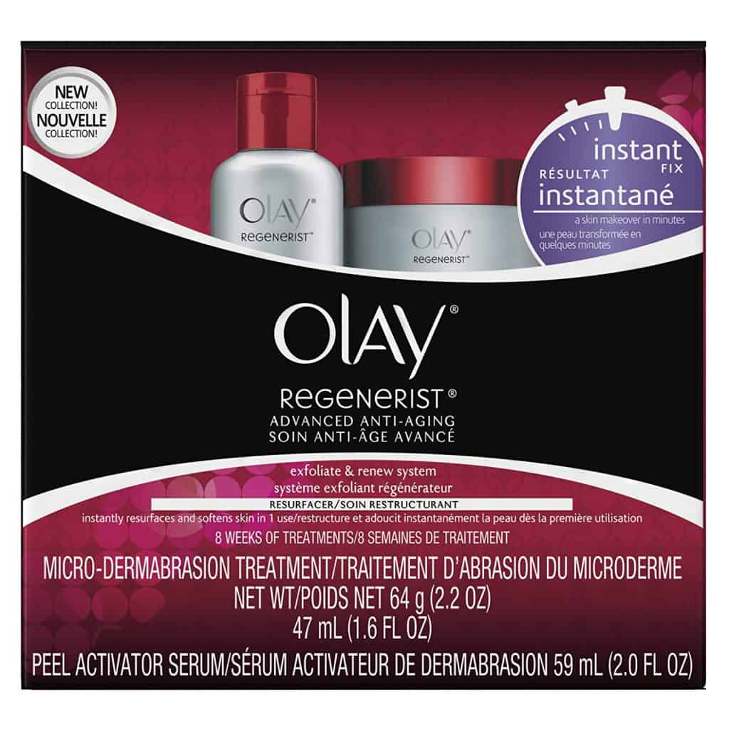 Olay Front Packaging