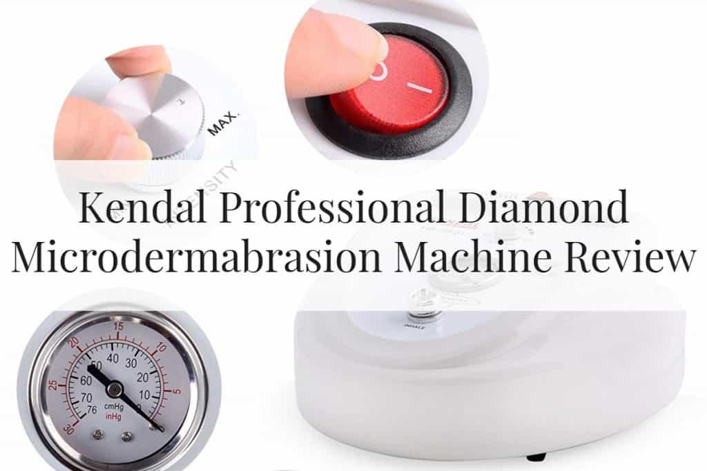 Kendal Professional Diamond Microdermabrasion Machine Feature Image