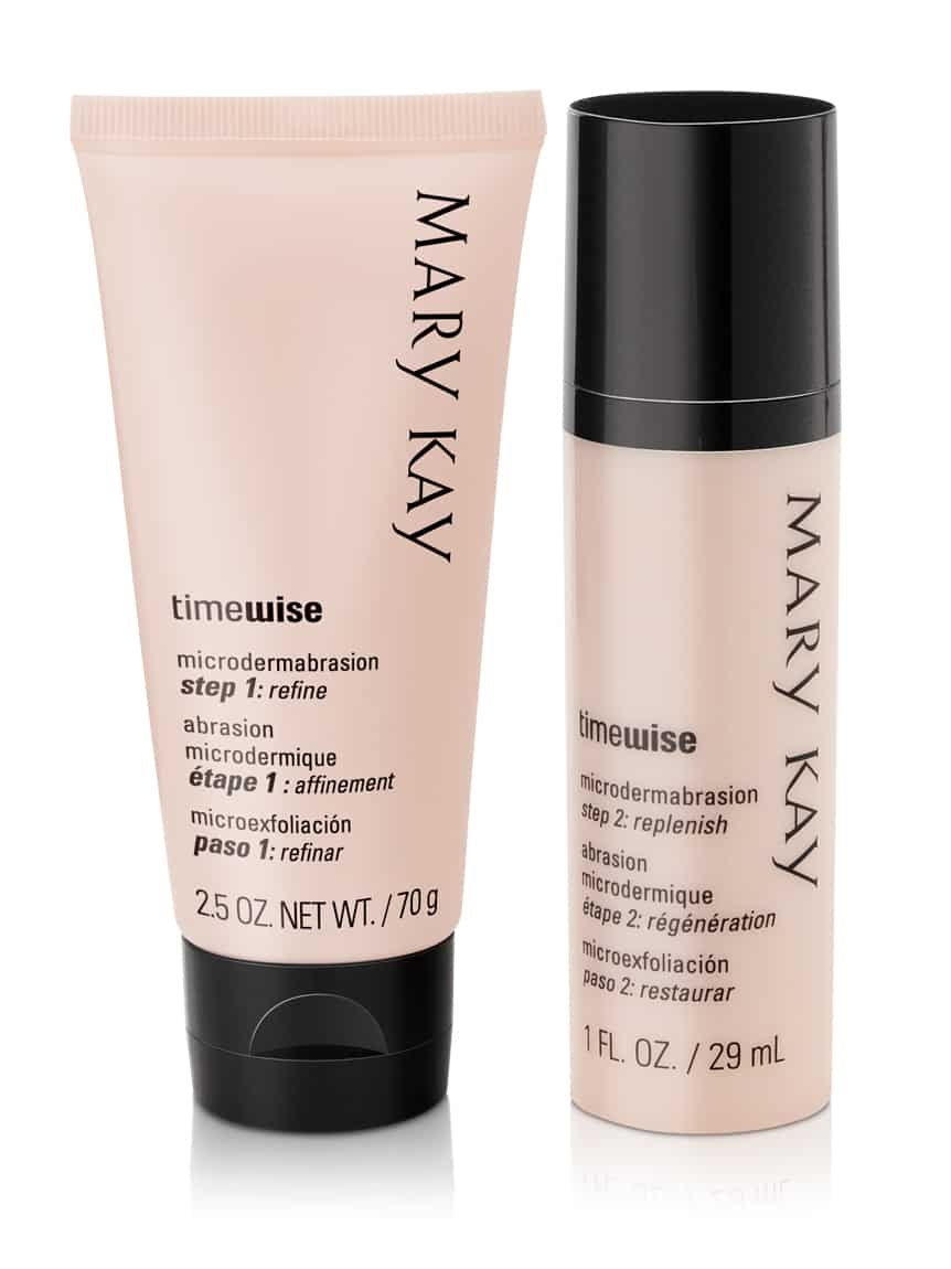 Mary Kay Timewest Microdermabrasion Product Image