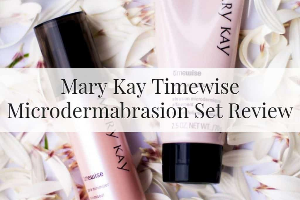 Mary Kay Timewise Microdermabrasion Set Feature Image