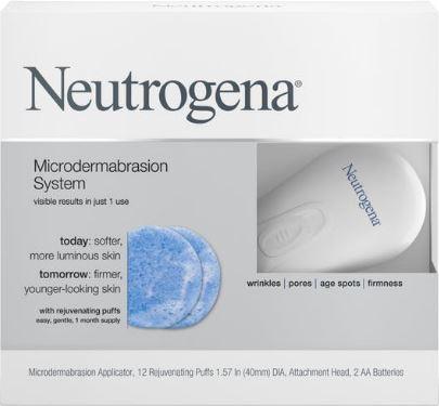 Neutrogena Microdermabrasion System Product Image