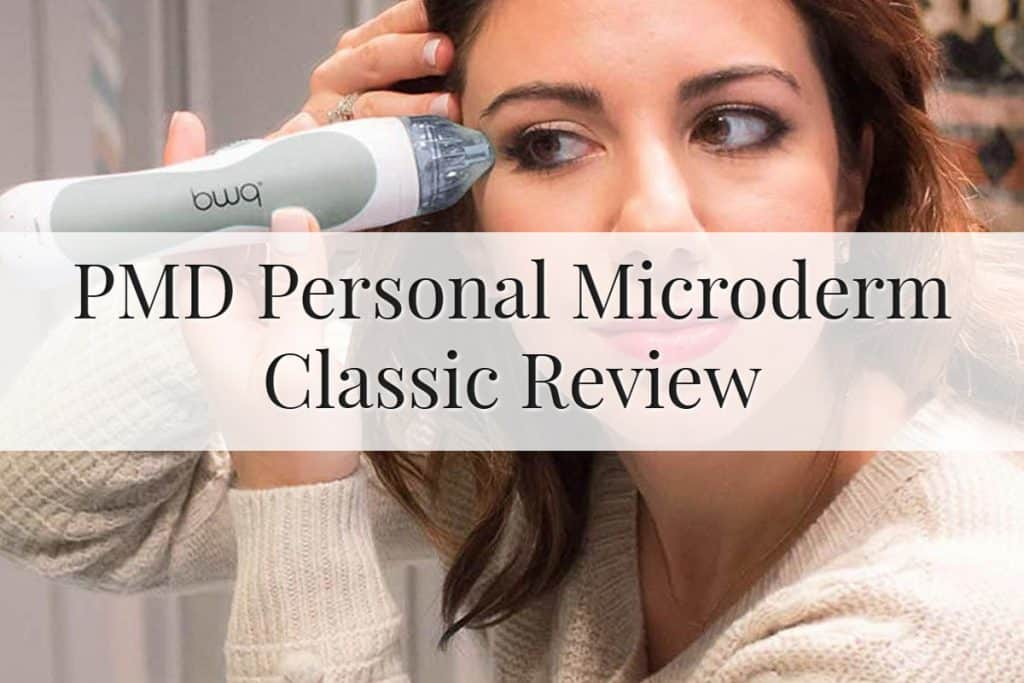 PMD Personal Microdermabrasion Machine Feature Image