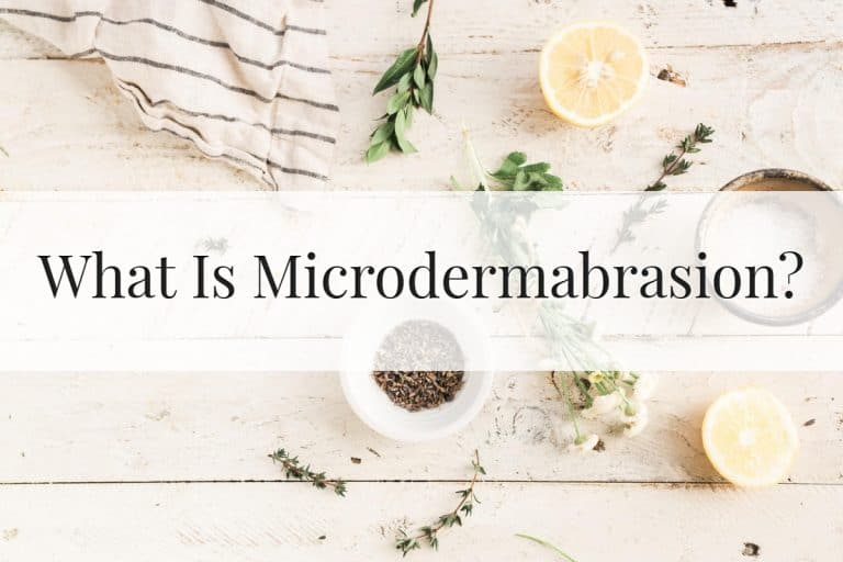 What Is Microdermabrasion Feature Image