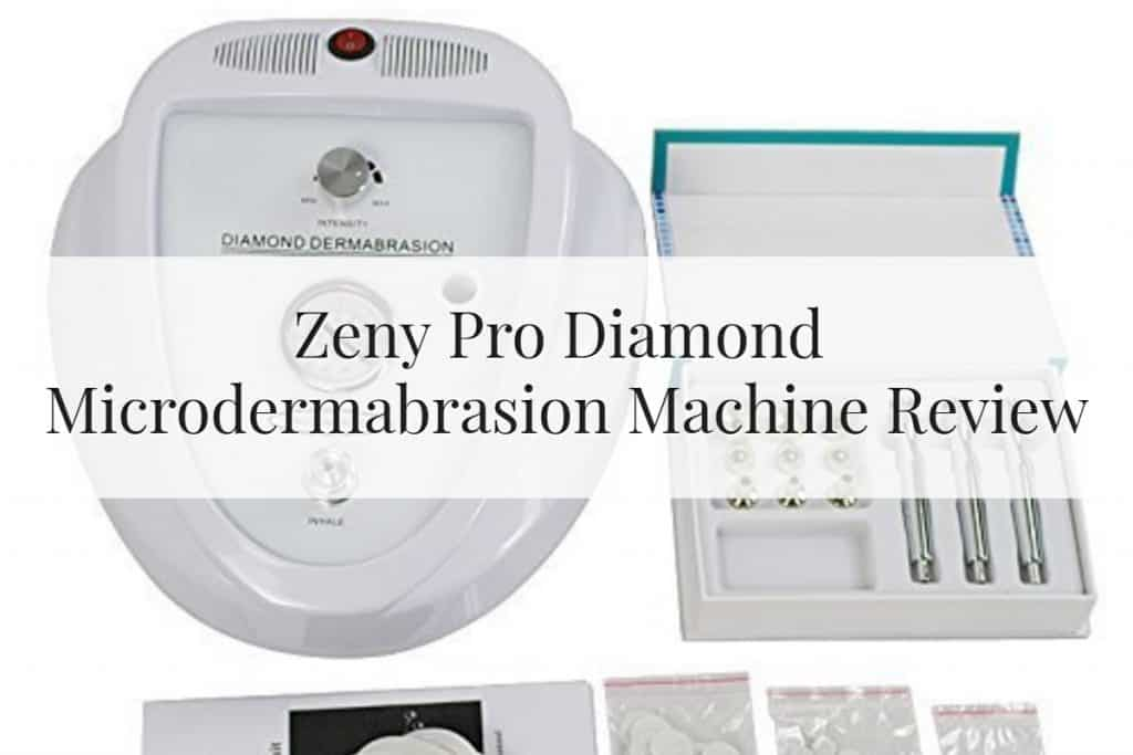 Zeny Pro Diamond Microdermabrasion Machine Feature Image