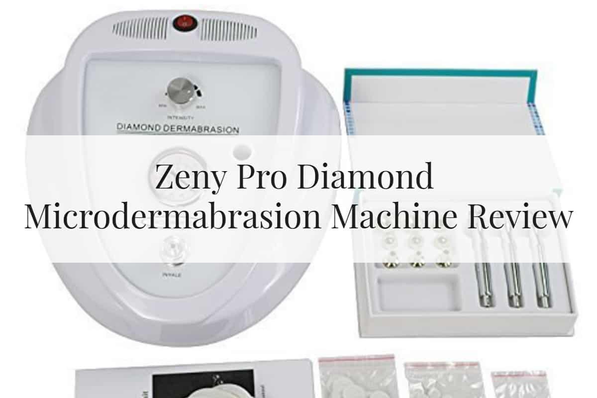 Zeny Pro Diamond Microdermabrasion Machine Feature Image