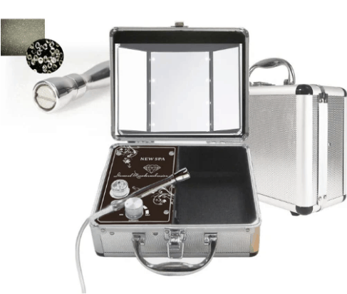 New Spa microdermabrasion portable machine overview