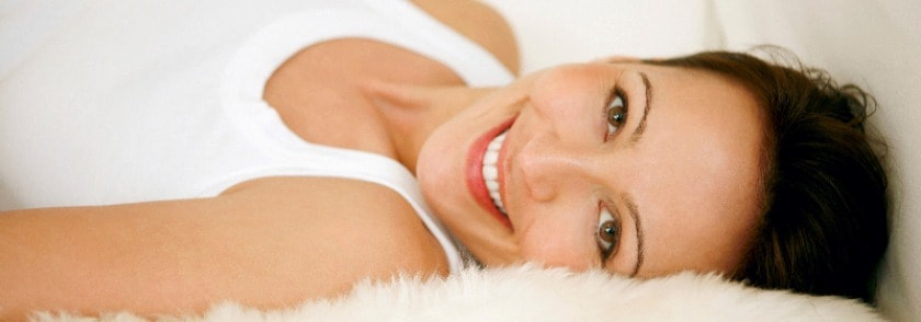 See the difference after application of Enhancements Micro-dermabrasion Paste