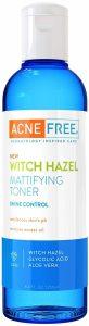 Acne Free Witch Hazel Mattifying Toner