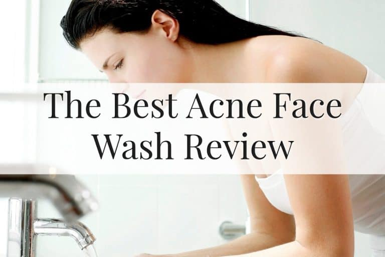 What Is The Best Face Wash For Acne And Pimples Feature Image